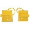 "Badge Holder 4.5"" X 5.25""- Bright Yellow"