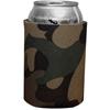 Insulated Beverage Holder- Retro Camo