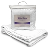 Mink Touch Baby Blanket- Pure White
