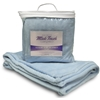 Mink Touch Baby Blanket - Baby Blue