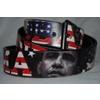 Unisex Obama Snap On Fashion Belt