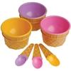 Ice Cream Cone Bowls