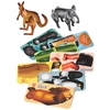 Animal 3-D Puzzles