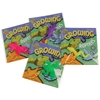 Growing Reptile Novelty Toys
