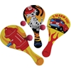 Firefighter Paddle Balls