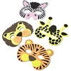 Wild Zoo Animal Foam Masks