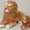 Plush Realistic Jumbo Lion