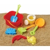 Sand Castle Bucket Set - 8 Pieces