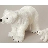 Plush Jumbo Realistic Polar Bears