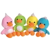 Bright Plush Ducks
