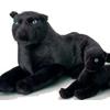 Plush Small Realistic Panthers