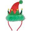 Santa Helper Headband