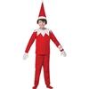 Elf On The Shelf 7-10 Costume