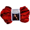 Red Heart Boutique Ribbons Yarn-Fire