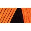 Red Heart Team Spirit Yarn-Orange/Black
