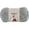 Alpaca Natural Blends Yarn-Soft Grey