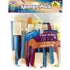 Art Sponge Pack 25 Ct