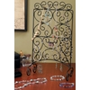 "Black Metal Swirls Jewelry Stand - 14.75"" X 4.5"""