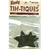Rusty Tin-Tiques Star Cut-Outs - 2""