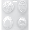 """Soapsations Soap Mold 8""""X9""""-Cameo Collection Of 4"""