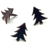 Metal Paper Fasteners Antique Copper Tree - 50 Ct