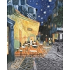 "Terrace At Night Paint Your Masterpiece Kit- 11"" X 14"""