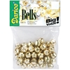 Jingle Bells .5 48/Pkg-Gold
