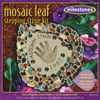 Milestone Mosaic Leaf Stepping Stone Kit