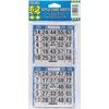 Bingo Game Sheets 125/Pkg-