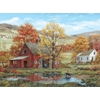 "Jigsaw Puzzle Fred Swan 1000 Pieces 24""X30""-Friend"
