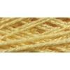 Needloft Craft Yarn 20 Yard Card-Yellow