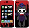 iPhone 4S Skin - Flapperacula
