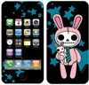 iPhone 4S Skin- Bun Bun Rocks