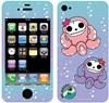 iPhone 4S Skin - Octopia