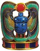 Votive Holder - Scarab Beetle