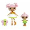 Lalaloopsy Mini Littles Blossom Flowerpot and Petal Flowerpot Doll