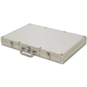 1000 Ct Aluminum Case