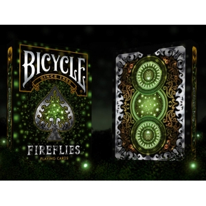 Bicycle Fireflies Playing Cards