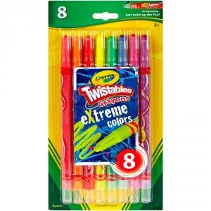 Crayola Twistables Extreme Color Crayons