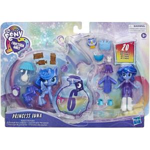 Equestria Girls Princess Luna Doll & Pony