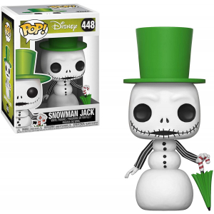 Funko Disney Snowman Jack 448