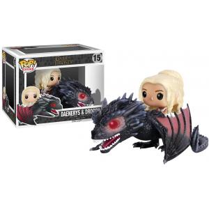 Funko Game of Thrones Daenerys & Drogon 15