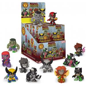 Funko Mystery Mini's Marvel Zombies