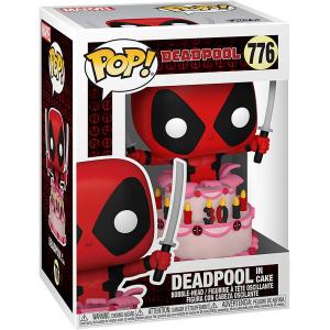 Funko Pop! Marvel Deadpool 30th - Deadpool In Cake