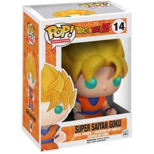 Funko Super Saiyan Goku Exclusive 14