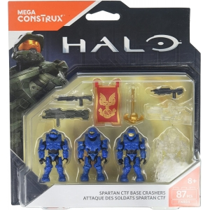 Halo Spartan CTF Base Crashers
