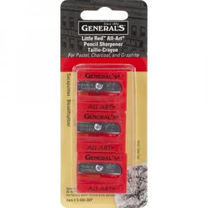 Little Red All-Art Sharpeners 3-pack