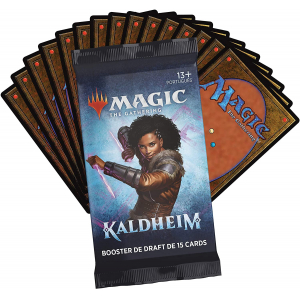 MTG Kaldheim Draft Booster Pack