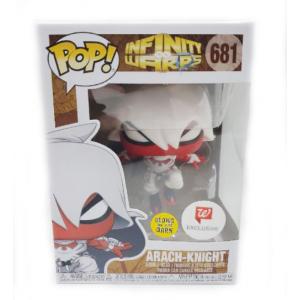 Marvel Funko Arach-Knight 681