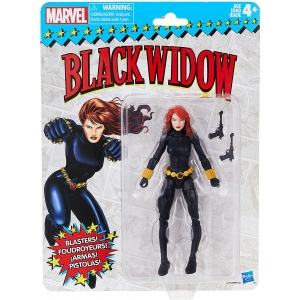 Marvel Retro Collection Black Widow Figure